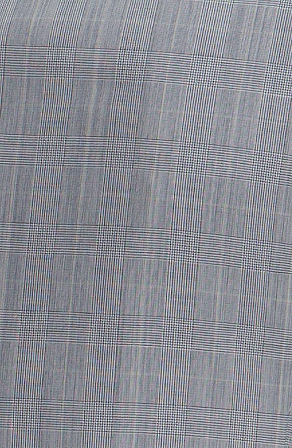 Alternate Image 6  - Jil Sander Glen Plaid Suit