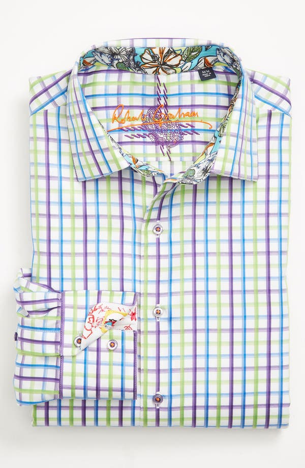 Alternate Image 2  - Robert Graham 'Capella' Sport Shirt