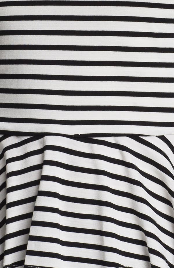Alternate Image 3  - Vince Camuto Stripe Peplum Top