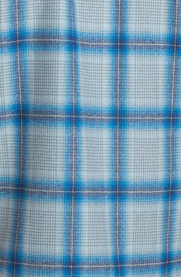 Alternate Image 3  - Pendleton 'Board' Fitted Short Sleeve Wool Shirt