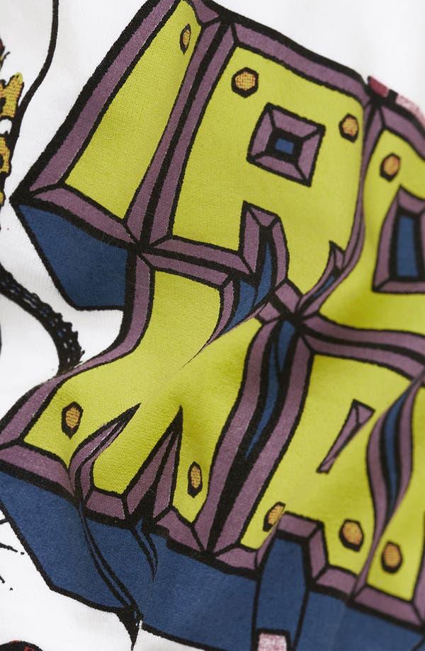 Alternate Image 3  - Topshop 'Iron Man' Graphic Tee
