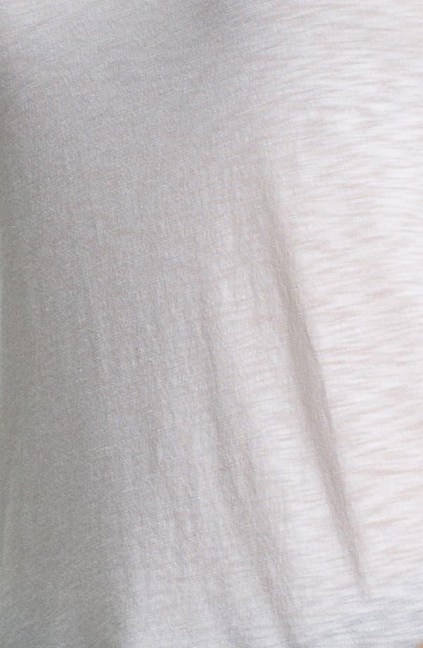 Alternate Image 3  - Lily Aldridge for Velvet by Graham & Spencer Slub Knit Tank