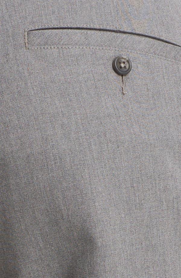Alternate Image 3  - John W. Nordstrom® Mélange Supima® Cotton Pants