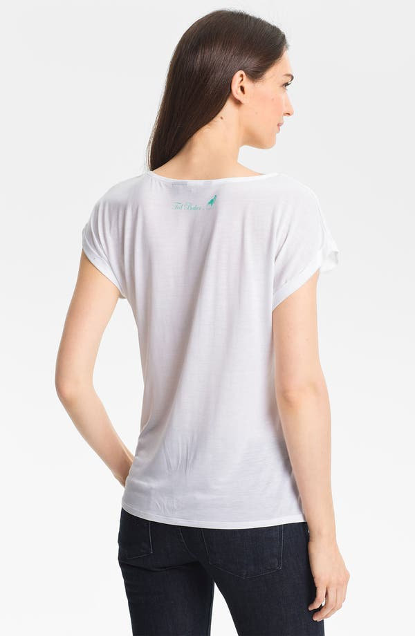 Alternate Image 2  - Ted Baker London Graphic Tee (Online Only)