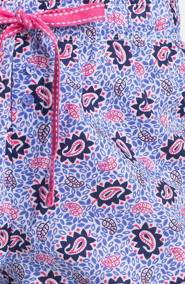 Alternate Image 3  - Jane & Bleecker New York Print Lounge Shorts