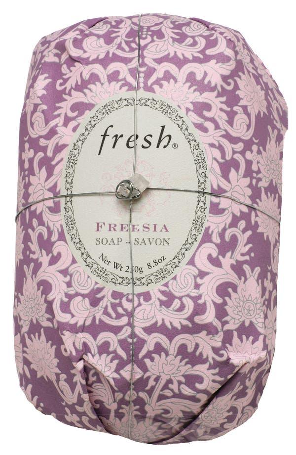 Alternate Image 1 Selected - Fresh® 'Freesia' Oval Soap