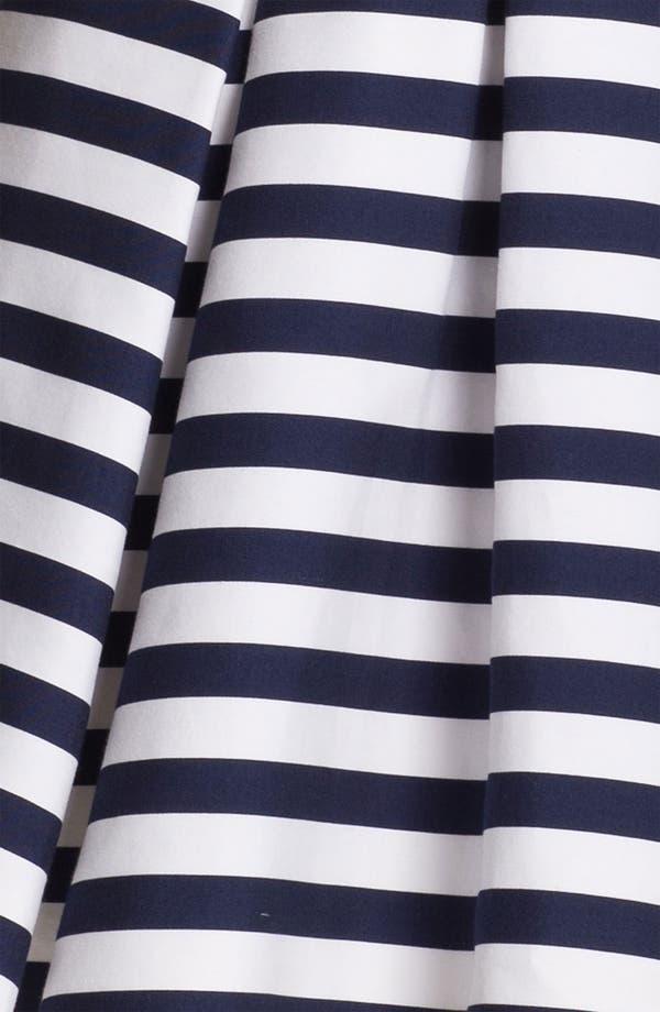 Alternate Image 3  - kate spade new york 'mariella' cotton blend fit & flare dress