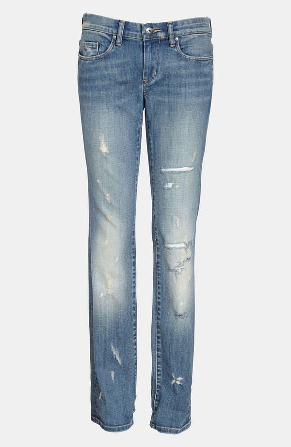 Alternate Image 2  - BLANKNYC Boyfriend Jeans (Flavor Savor)