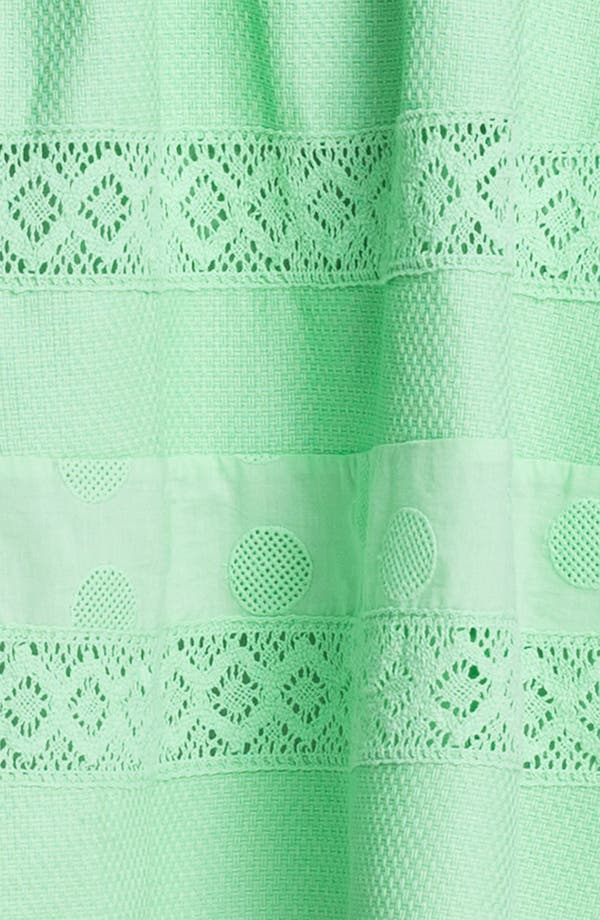 Alternate Image 3  - Jessica Simpson Basket Weave Fit & Flare Dress