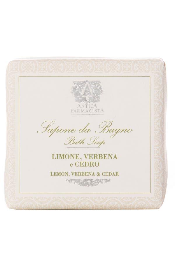 Main Image - Antica Farmacista 'Lemon, Verbena & Cedar' Bar Soap