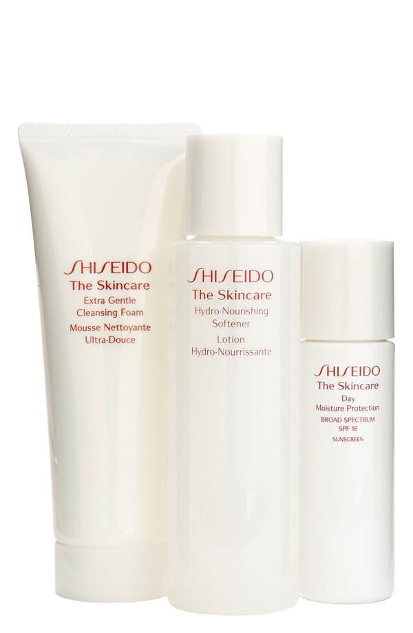 Alternate Image 1 Selected - Shiseido 'The Skincare' Moisturizing Starter Kit ($58 Value)