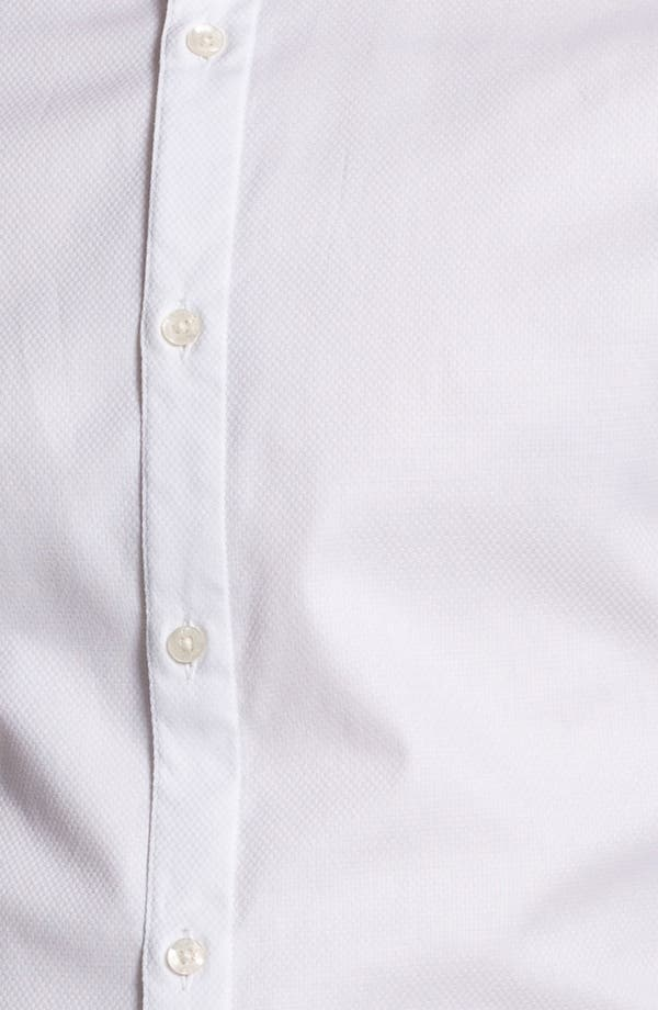 Alternate Image 3  - Topman 'Lux Collection' Wing Collar Dress Shirt