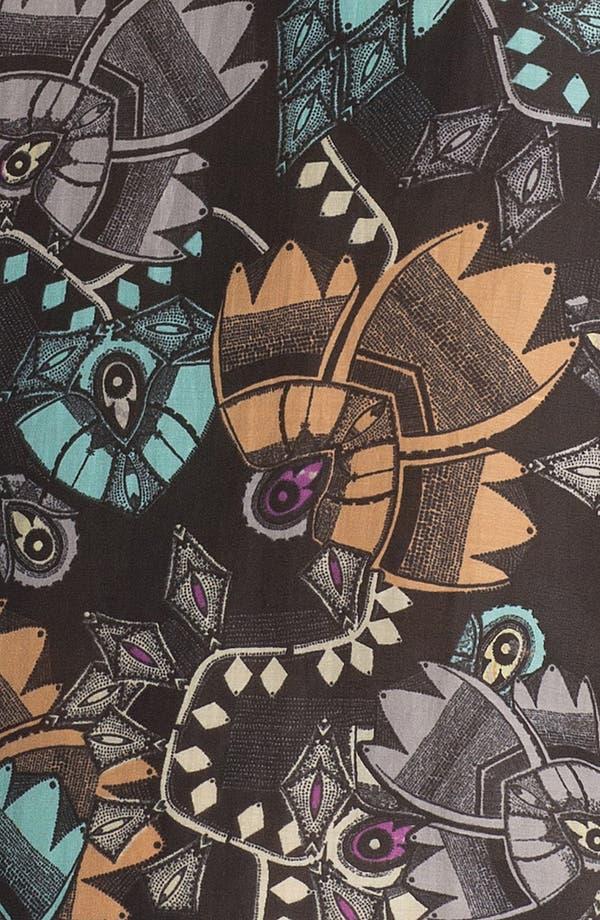 Alternate Image 3  - Hinge® Crochet Lace & Print Top