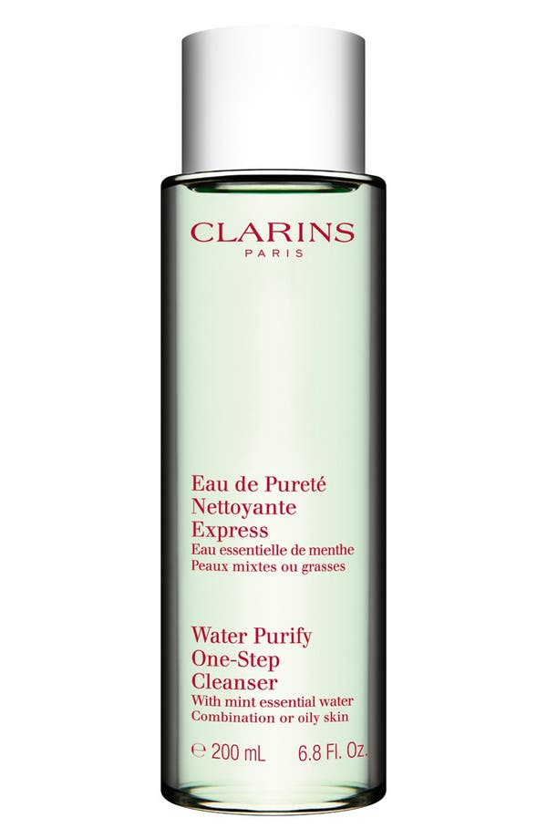Main Image - Clarins 'Water Purify' One-Step Cleanser