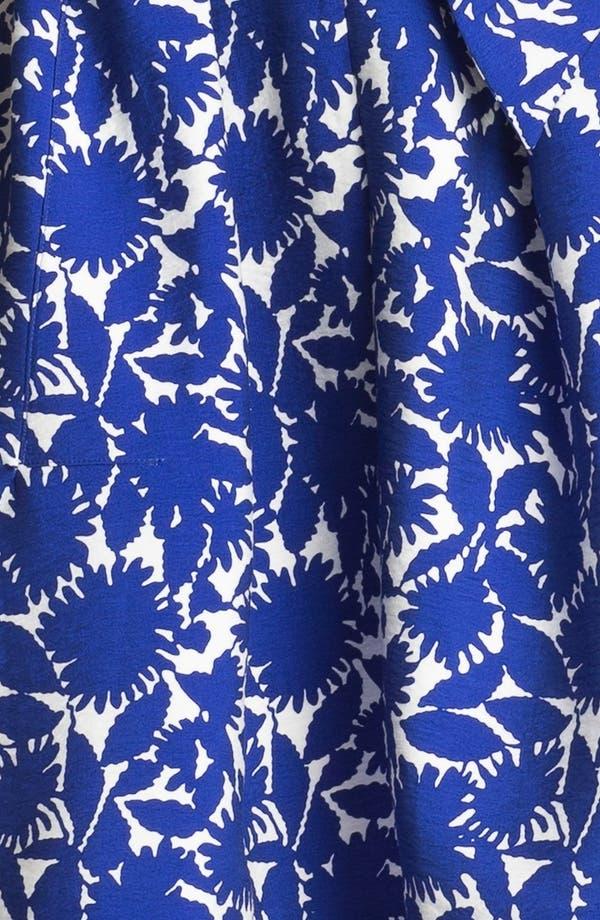 Alternate Image 3  - Mcginn 'Serafina' Print Halter Dress