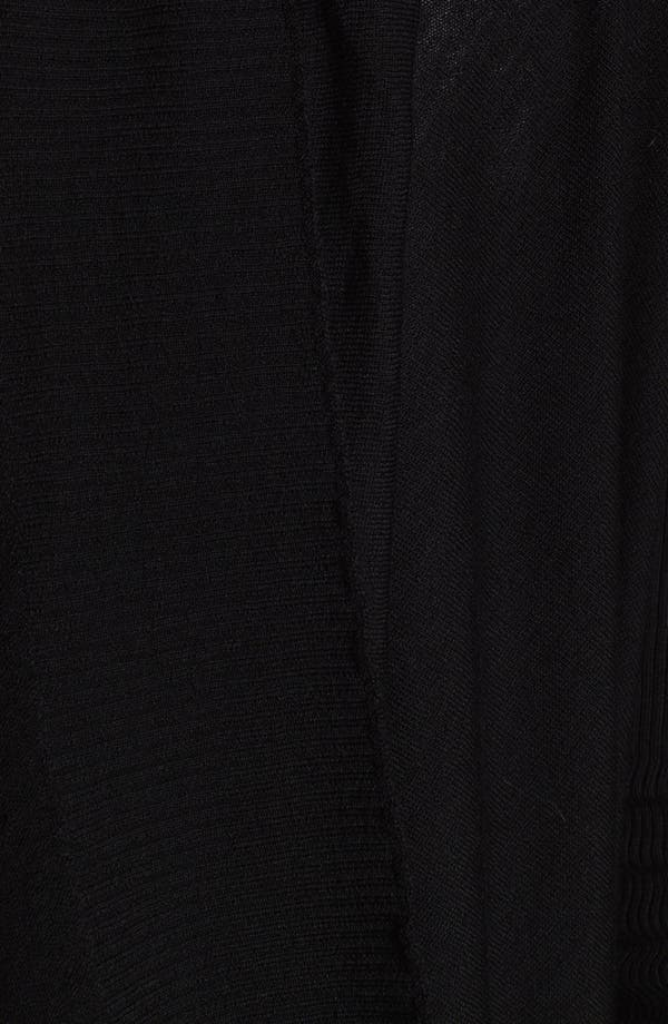 Alternate Image 3  - Rick Owens 'Island' Open Shawl Collar Sweater