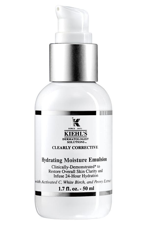 Alternate Image 1 Selected - Kiehl's Since 1851 'Clearly Corrective™' Hydrating Moisture Emulsion
