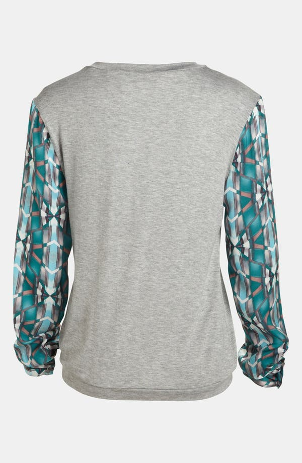 Alternate Image 2  - WAYF Knit Pullover