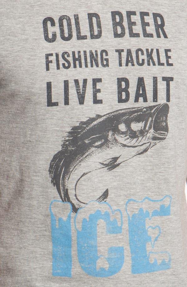 Alternate Image 3  - Red Jacket 'Fishing - Brass Tack' T-Shirt