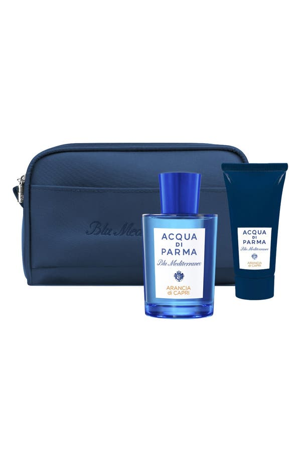 Alternate Image 1 Selected - Acqua di Parma 'Blu Mediterraneo - Arancia di Capri' Fragrance Set