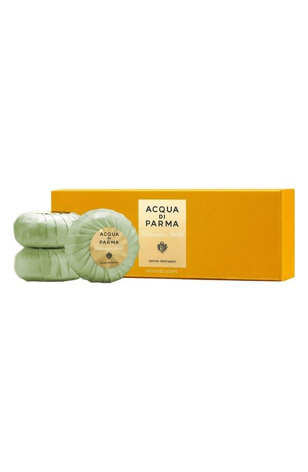 Main Image - Acqua di Parma 'Gelsomino Nobile' Perfumed Soap Set