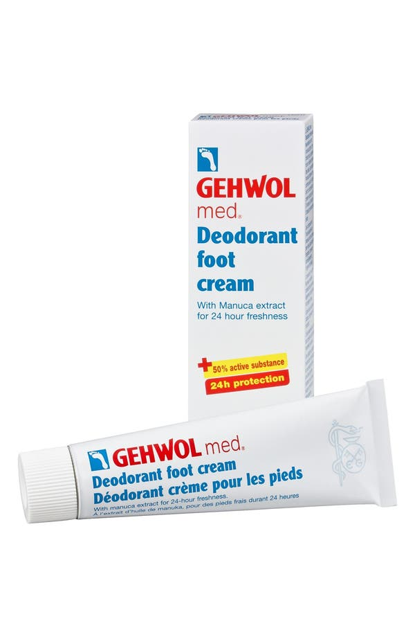 GEHWOLmed<sup>®</sup> Deodorant Foot Cream,                         Main,                         color, None