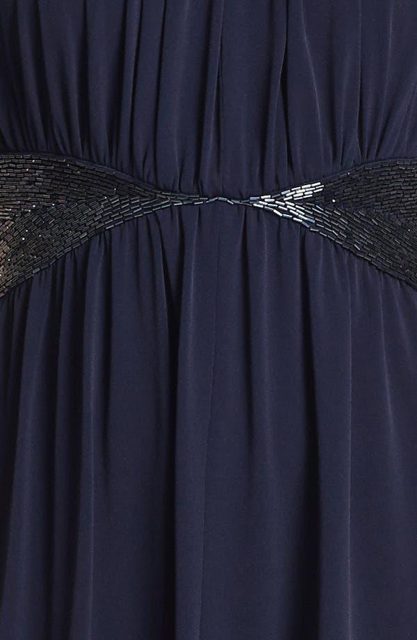 Alternate Image 3  - JS Boutique Embellished Jersey Fit & Flare Dress