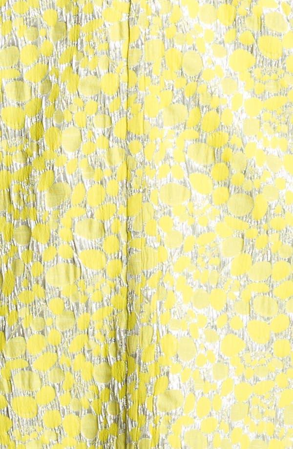 Alternate Image 3  - Diane von Furstenberg 'Sandine Balloon' Stretch Shift Dress