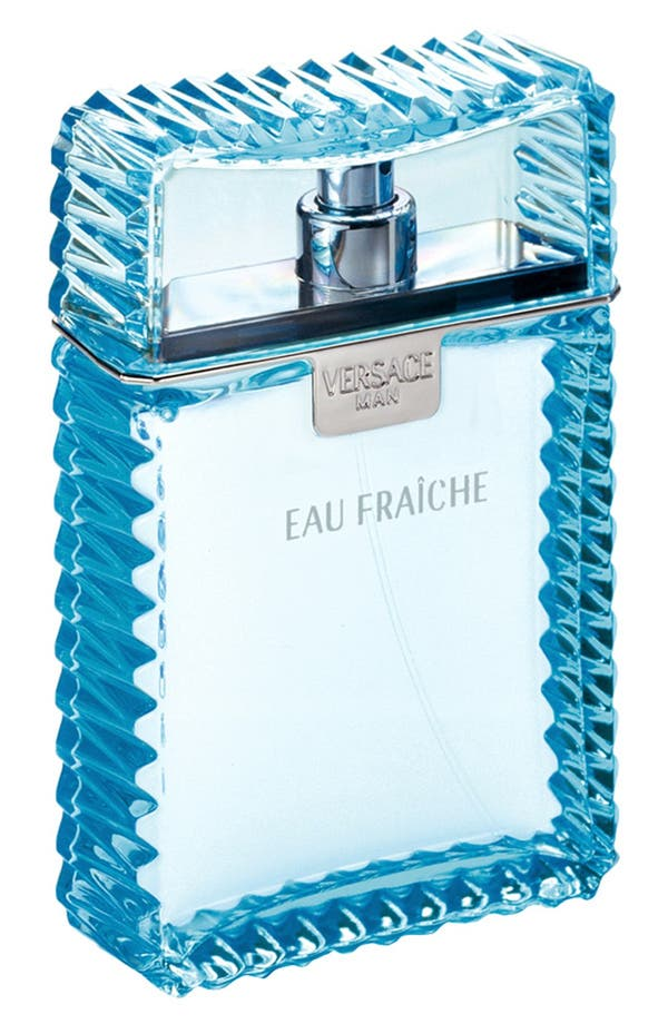 Main Image - Versace Man 'Eau Fraîche' Eau de Toilette Spray (6.7 oz.) ($192 Value)