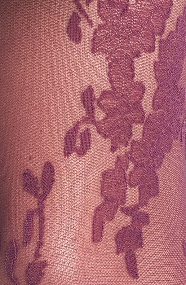 Alternate Image 2  - SPANX® 'Lace Bouquet' Tights