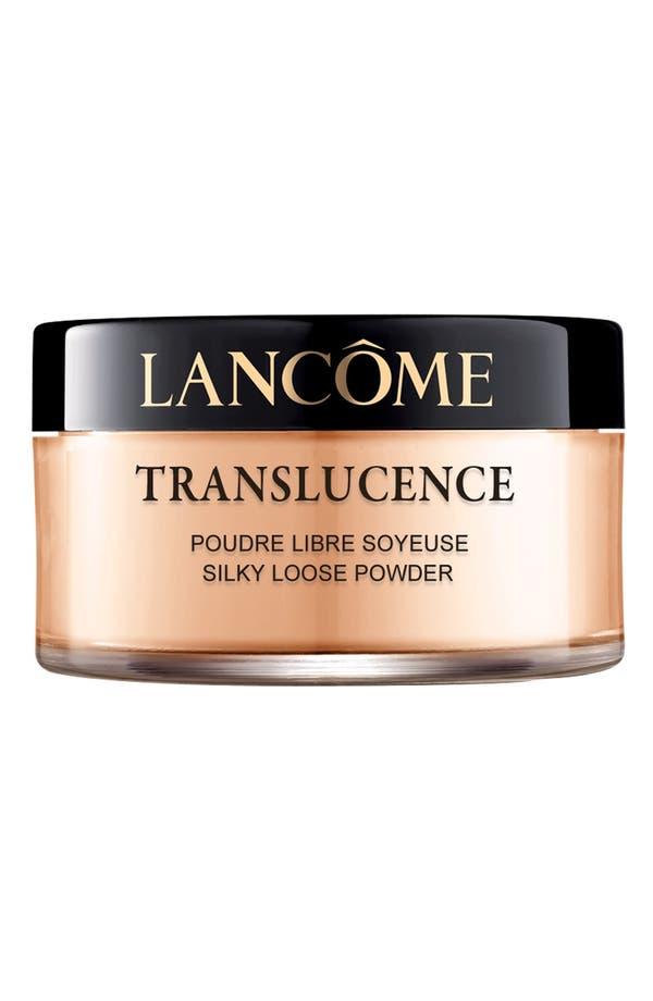 Main Image - Lancôme Translucence Silky Loose Powder