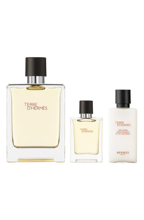 Alternate Image 1 Selected - Hermès Terre d'Hermès - gift set