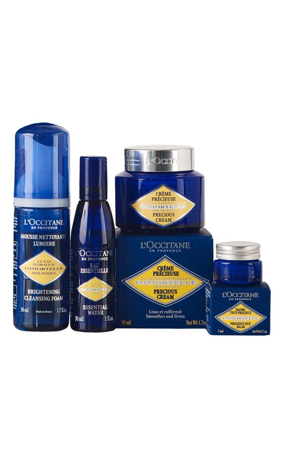 Alternate Image 1 Selected - L'Occitane 'Immortelle' Skincare Collection (Limited Edition) ($86 Value)