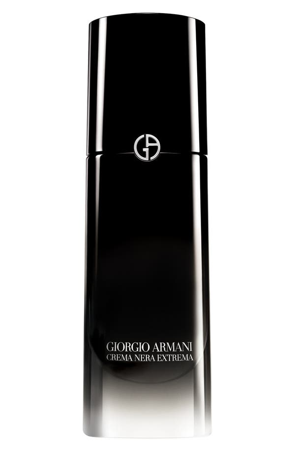 Alternate Image 1 Selected - Giorgio Armani 'Crema Nera Extrema' Face Serum