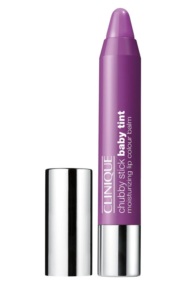 Chubby Stick Baby Tint Moisturizing Lip Color,                             Main thumbnail 1, color,                             Flowering Freesia