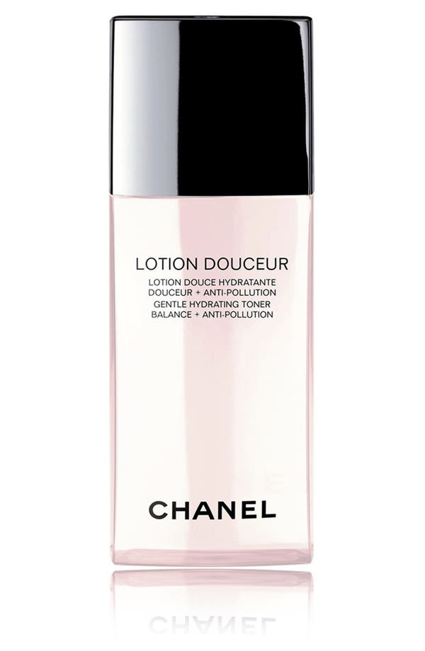 Main Image - CHANEL LOTION DOUCEUR 
