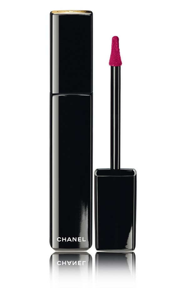 Alternate Image 1 Selected - CHANEL ROUGE ALLURE EXTRAIT DE GLOSS 