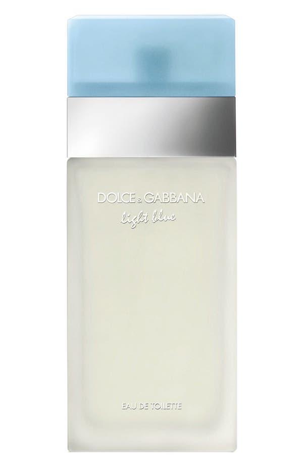 Main Image - Dolce&Gabbana Beauty 'Light Blue' Eau de Toilette Spray
