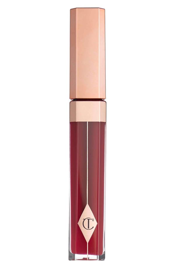 Alternate Image 1 Selected - Charlotte Tilbury 'Lip Lustre' Luxe Color-Lasting Lip Lacquer