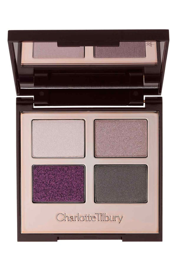 Alternate Image 1 Selected - Charlotte Tilbury 'Luxury Palette - The Glamour Muse' Color-Coded Eyeshadow Palette