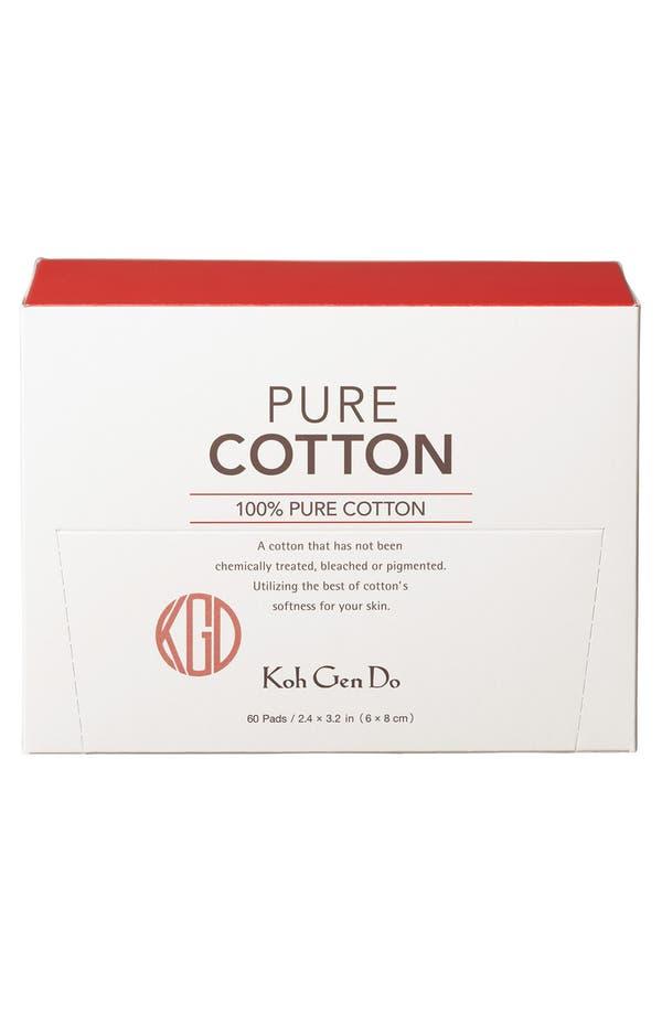Pure Cotton Pads,                         Main,                         color, No Color