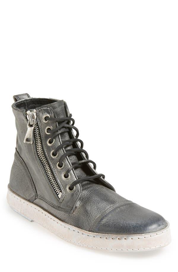 John Varvatos Collection Artisan' High-Top Sneaker (Men)