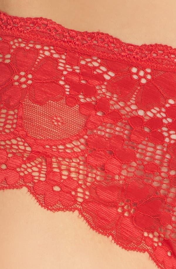 Alternate Image 5  - Honeydew Intimates Camellia Hipster Briefs (3 for $33)