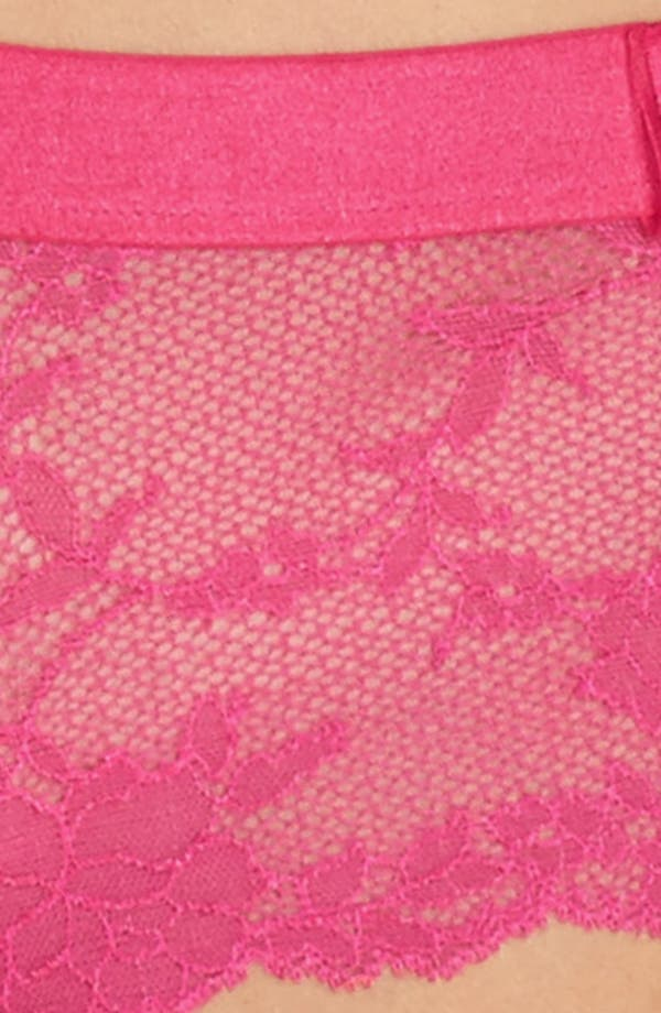 Alternate Image 8  - Chantelle Intimates Everyday Lace Hipster Panties
