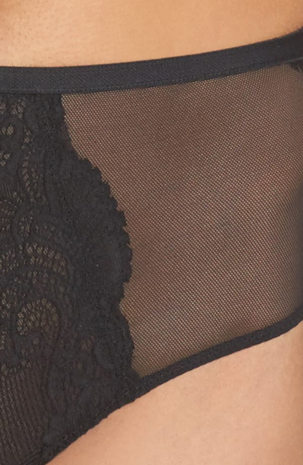 Alternate Image 9  - Free People Intimately FP Jasmine High Waist Briefs