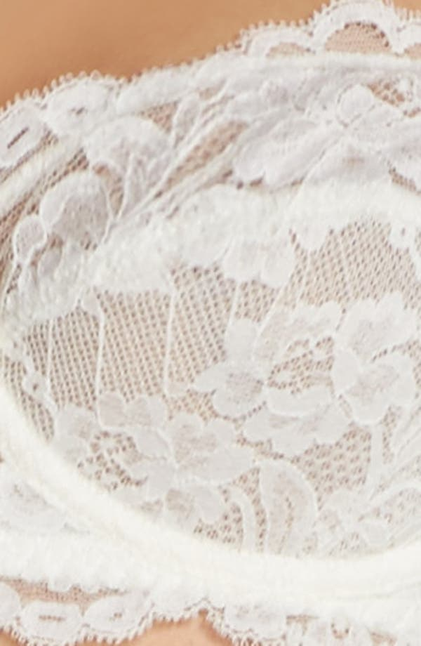 Alternate Image 9  - Epure by Lise Charmel Exception Charme Underwire Demi Bra