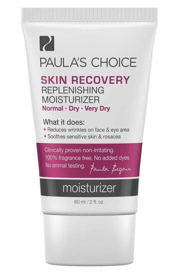 Main Image - Paula's Choice Skin Recovery Replenishing Moisturizer