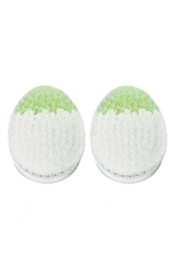 Main Image - Clinique 'Sonic System' Purifying Cleansing Brush Head (2-Pack)