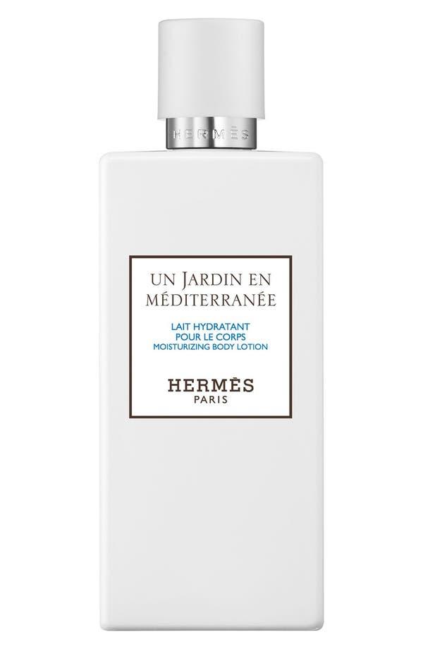 Alternate Image 1 Selected - Hermès Le Jardin en Méditerranée - Moisturizing body lotion