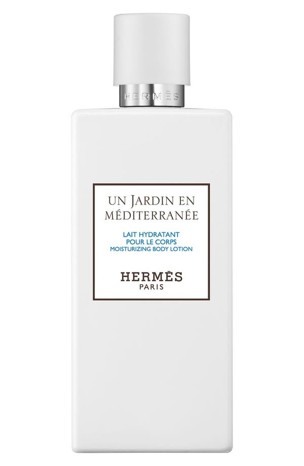 Main Image - Hermès Le Jardin en Méditerranée - Moisturizing body lotion